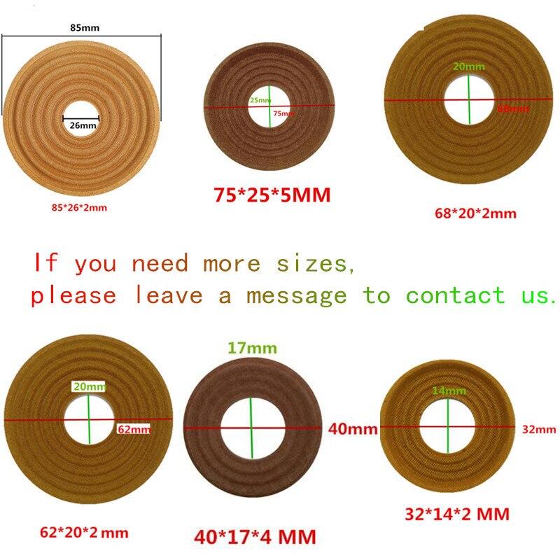 2pcs Various Types Of Spring Pad For 4 inch - 15 inch Woofer Subwoofer Speaker  Spider Wave Shrapnel Speaker DIY Repair