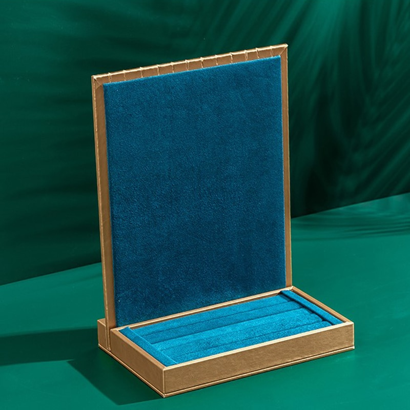 Подставка-для-хранения-ювелирных-изделий-винтажный-бархатный-Органайзер-из-искусственной-кожи-для-демонстрации-цепочек-колец-браслетов