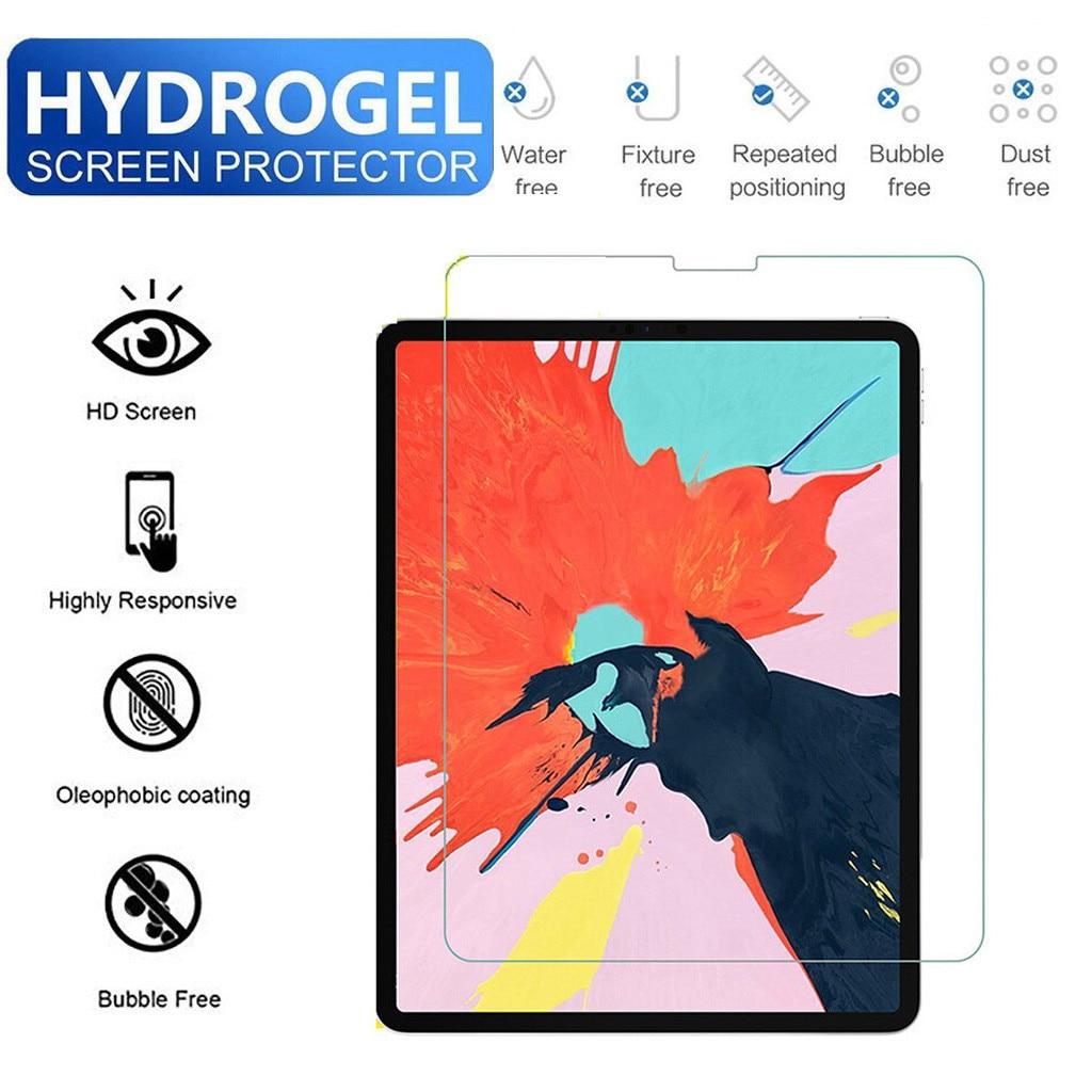 Carprie para apple ipad pro 11 2018 2020 ipad pro 11 polegadas tablet à prova de explosão lcd tpu capa completa protetor de tela
