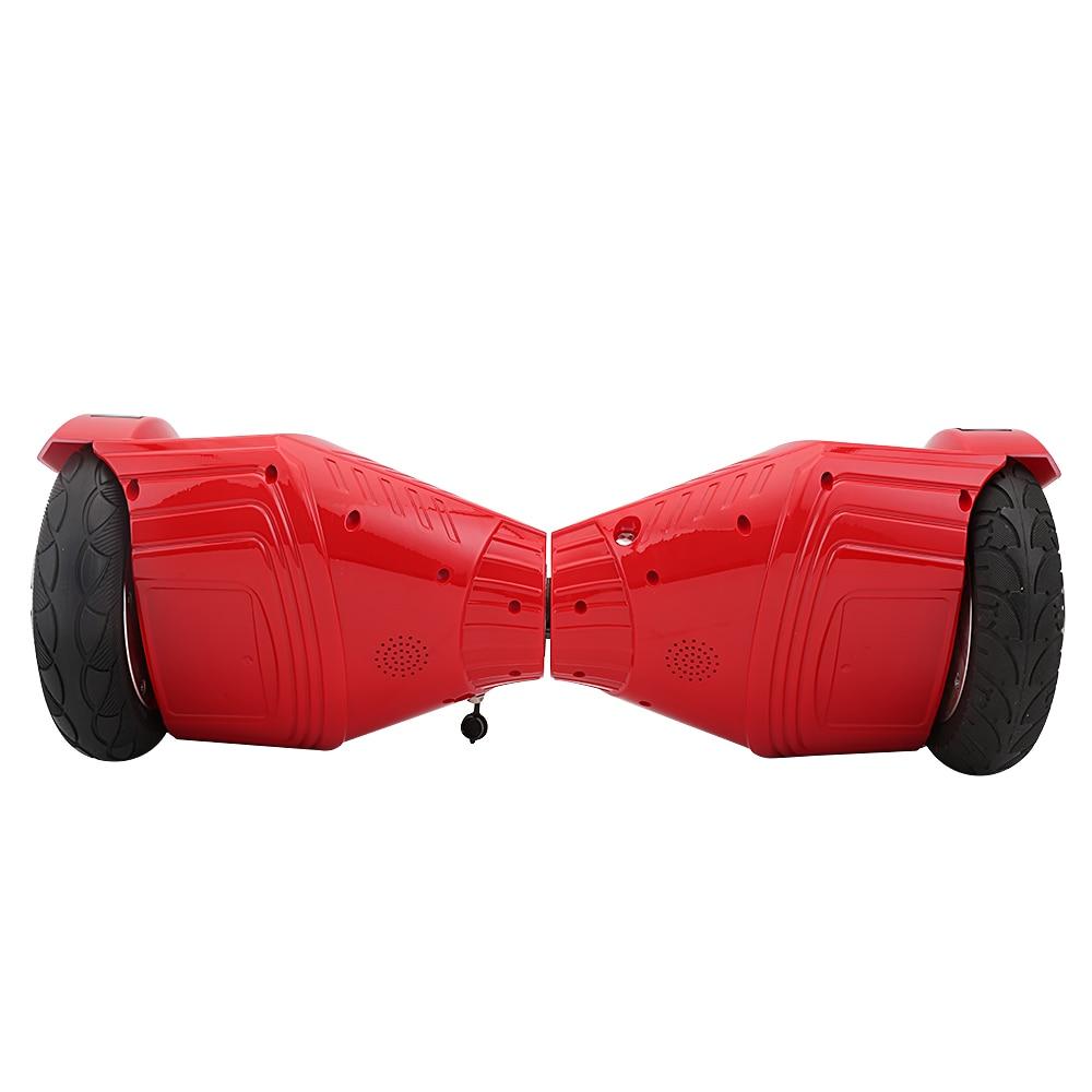 Patinete aerotabla de 8 pulgadas, Patinete eléctrico Adulto, Smart Balance, Scooter Eléctrico, Giroskuter con Bluetooth + bolsa