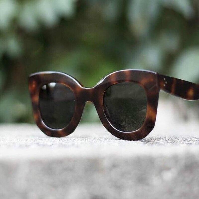 2020 lunettes de soleil femmes marque de mode concepteur grand cadre lunettes de soleil dames Vintage couleur bonbon lunettes nuances UV400