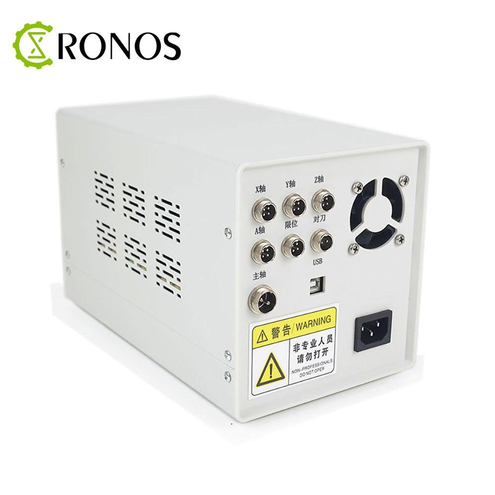 MACH3 نك صندوق التحكم 4 محور ل 500 واط 800 واط 1.5KW نك مقطع تخديد النقش آلة تحكم