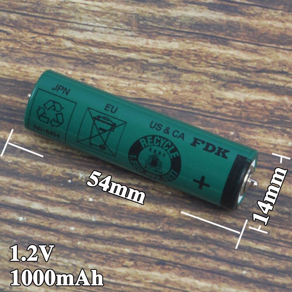 Batterie de remplacement pour Braun 380S-4 390CC-4 S3 3000S 3020S 3040S 3080S 3090S 199s-1 5876 5877 5878 5884 rasoir rasoirs Batteries