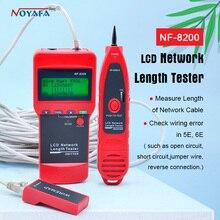 Testeur de câble réseau haute qualité NOYAFA NF-8208 RJ45 testeur de câble Ethernet testeur de réseau