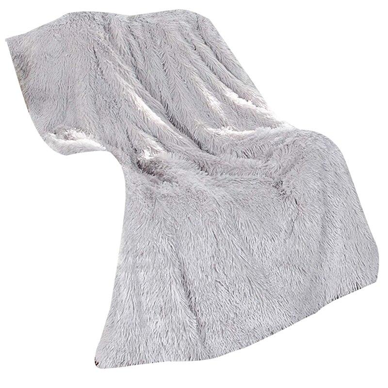 يلقي بطانية ، الصوف بطانية ل أريكة ، شيربا البطانيات للكبار ، لينة و الدافئة رمي بطانية 160X200 سنتيمتر