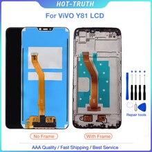 "6,22 ""LCD para BBK Vivo Y81 pantalla LCD MONTAJE DE digitalizador con pantalla táctil reemplazo parte envío gratis"