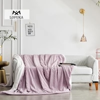 lofuka luxury coral velvet fashion duvet cover blanket bed cover quilt cover with zipper twin full queen king free shipping