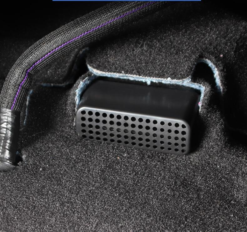 Нагревательный элемент переменного тока, розетка, решетка радиатора, крышка, автомобильные аксессуары для Ford Explorer ST 2020 2021, автостайлинг