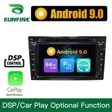 Android 9.0-Octa Core lecteur multimédia voiture   Android 2005, 4 go de RAM 64 go de Rom, lecteur multimédia GPS, autoradio pour OPEL VECTRA 2008-Radio, Headunit 3G