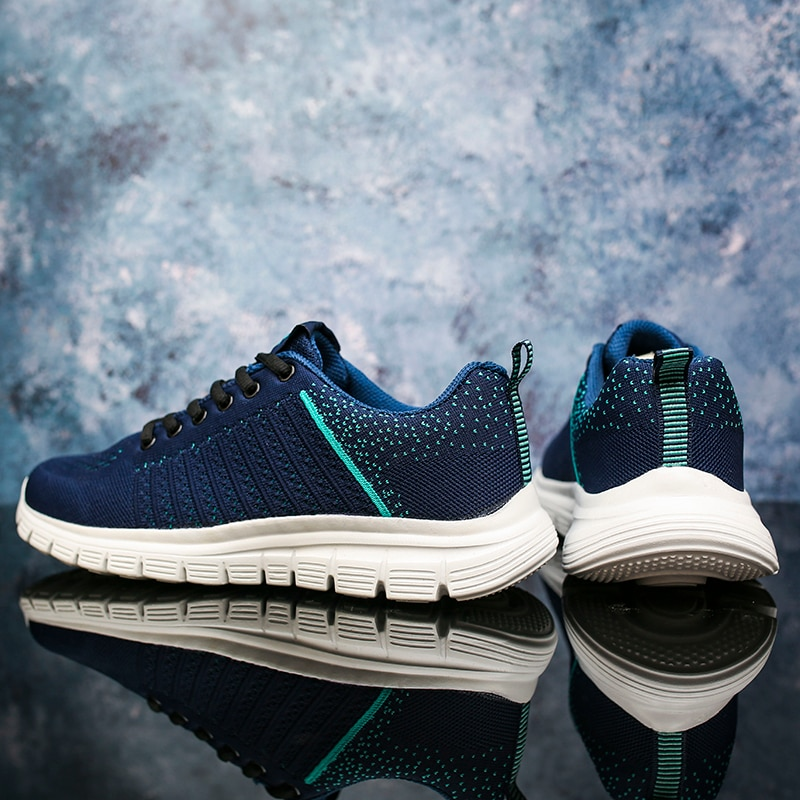 New Arrival Men Running Shoes Sports Outdoor Shoes Men Breathable Good Quality Sneakers Men Trainers De Hombre Footwear