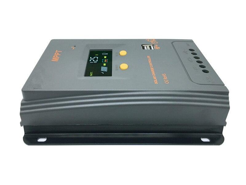 CPK regulador Solar MPPT multifuncional 12V 24V 40 a alta eficiencia controlador de carga Solar de carga rápida
