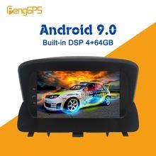 Android 9.0-lecteur DVD de voiture 4 + 64 go   Autoradio DSP intégré, autoradio multimédia, pour OPEL MOKKA, GPS, Navigation, autoradio de voiture, lecteur gps