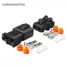 2 комплекта 6,3 мм авто 2 контактный способ Электрический мужской или женский разъем экскаватор реле давления вилка 7123-6423-30 7123-6423
