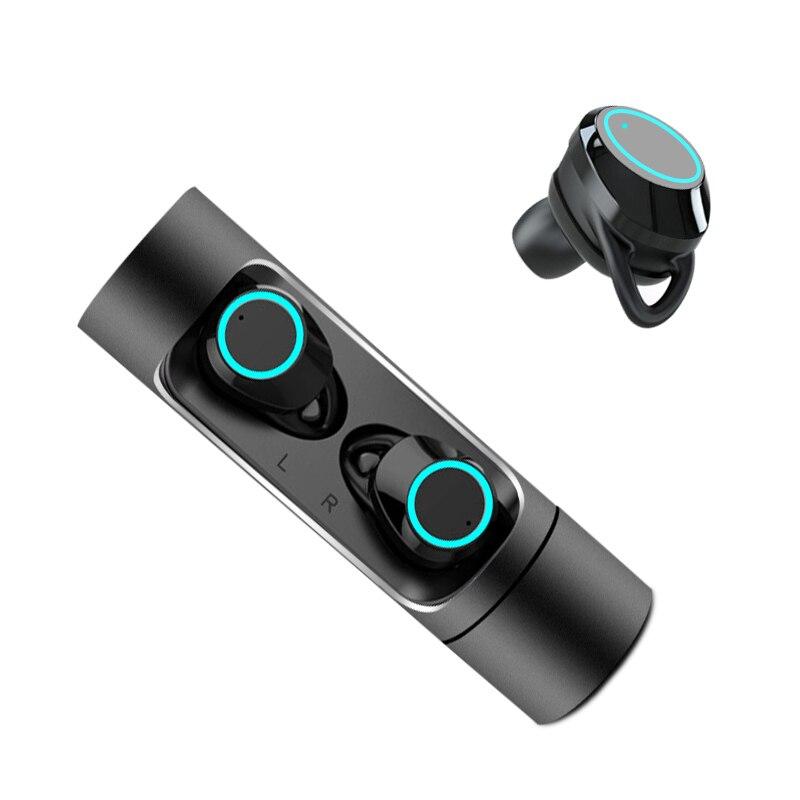 Auriculares Bluetooth X8 TWS estéreo bajo envolvente IPX7 auriculares de cancelación de ruido impermeables de calidad de sonido HIFI auriculares inalámbricos