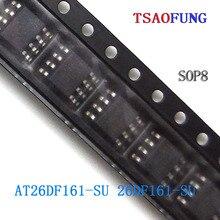5Pieces AT26DF161-SU 26DF161-SU SOP8 Integrated Circuits Electronic Components