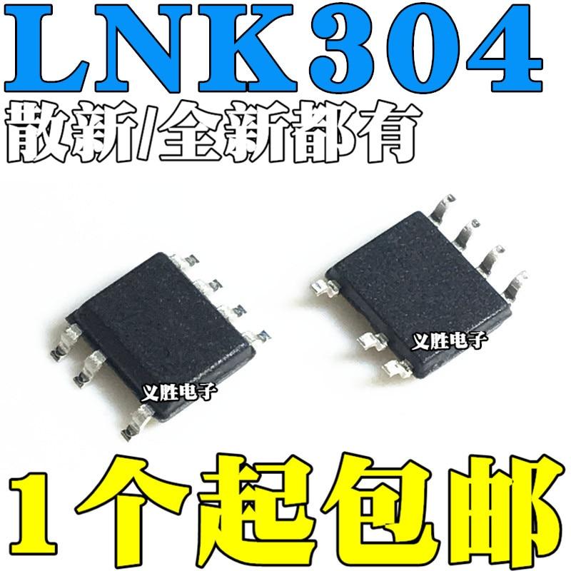 2 pcs/lot LNK304DN LNK304DG SOP7 En Stock