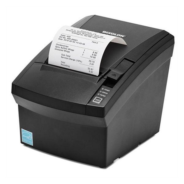 Impresora de billetes Bixolon SRP-330II USB negro