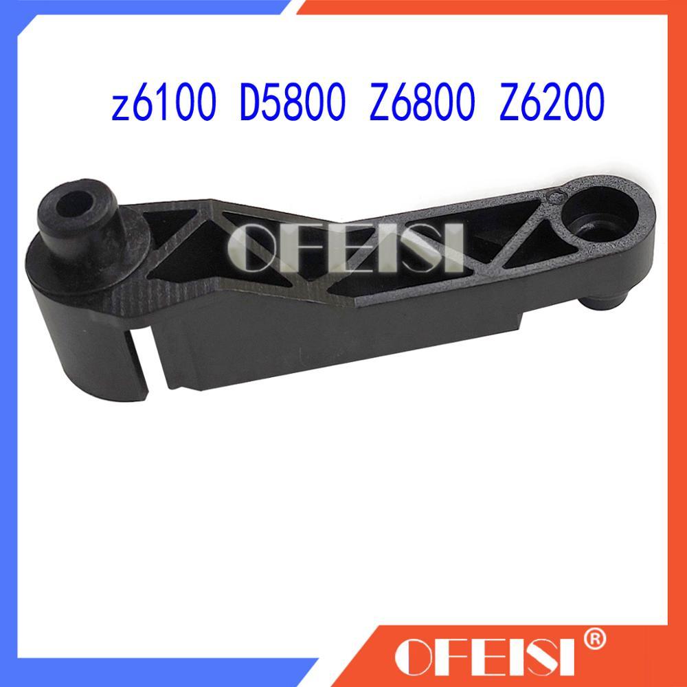 Q6652-60110 Komplette prise rad montage für DesignJet Z6100 T7100 L25500 z6200 z6800 plotter teile