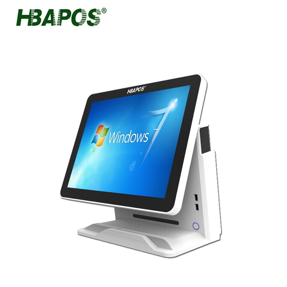 cash register machine pos system for restaurant touch screen 15 inch pos terminal windows retail supermarket Pos Machine