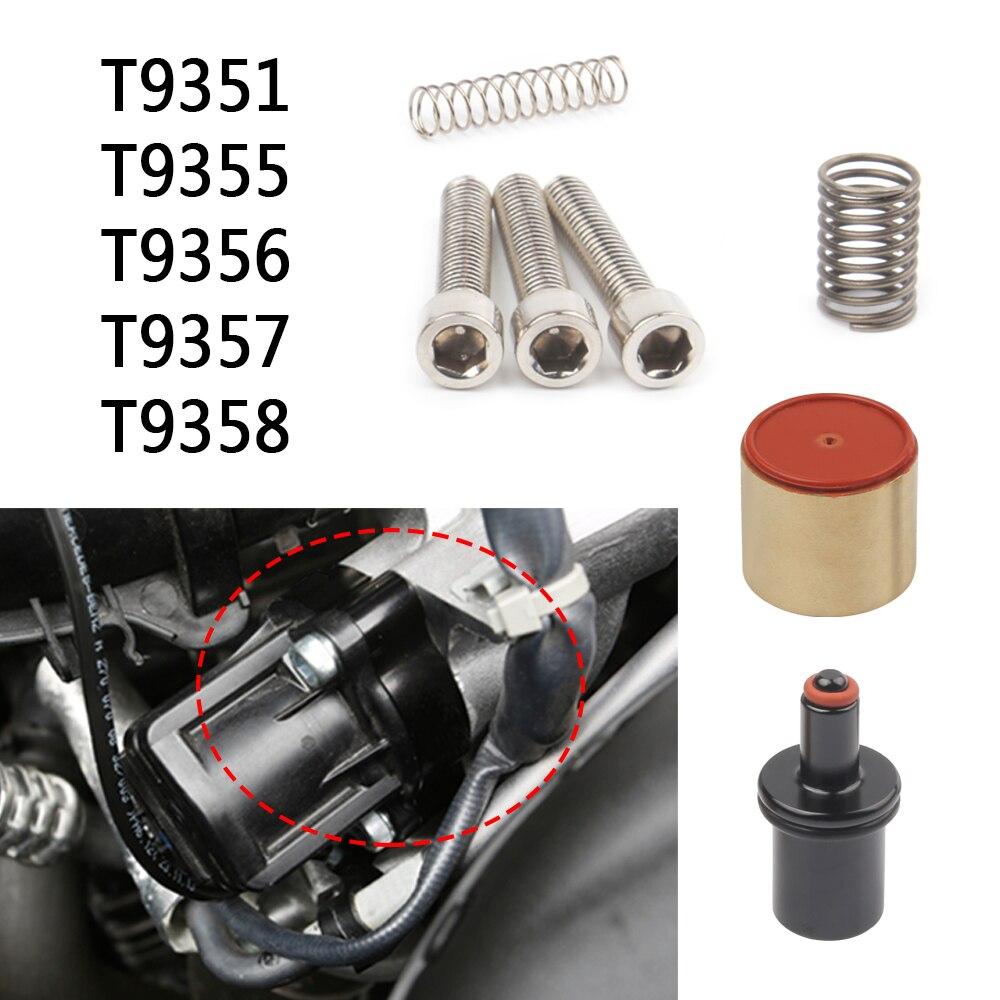 T9351 T9355 T9356 T9357 T9358 DV + rendimiento válvula desviadora trajes varios para BMW ford para VW para audI