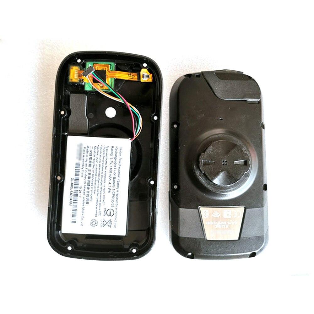 Bateria de Volta Capa para Garmin Código da Bicicleta Escudo com Bateria Case Edge Explorar Assista Reparação Parte Capa Traseira 1000 Gps