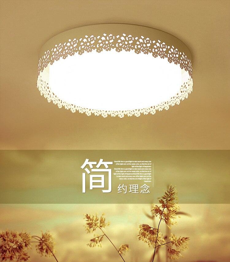 Luminaria led para techo, plafón para sala de estar, lámparas de habitación,...