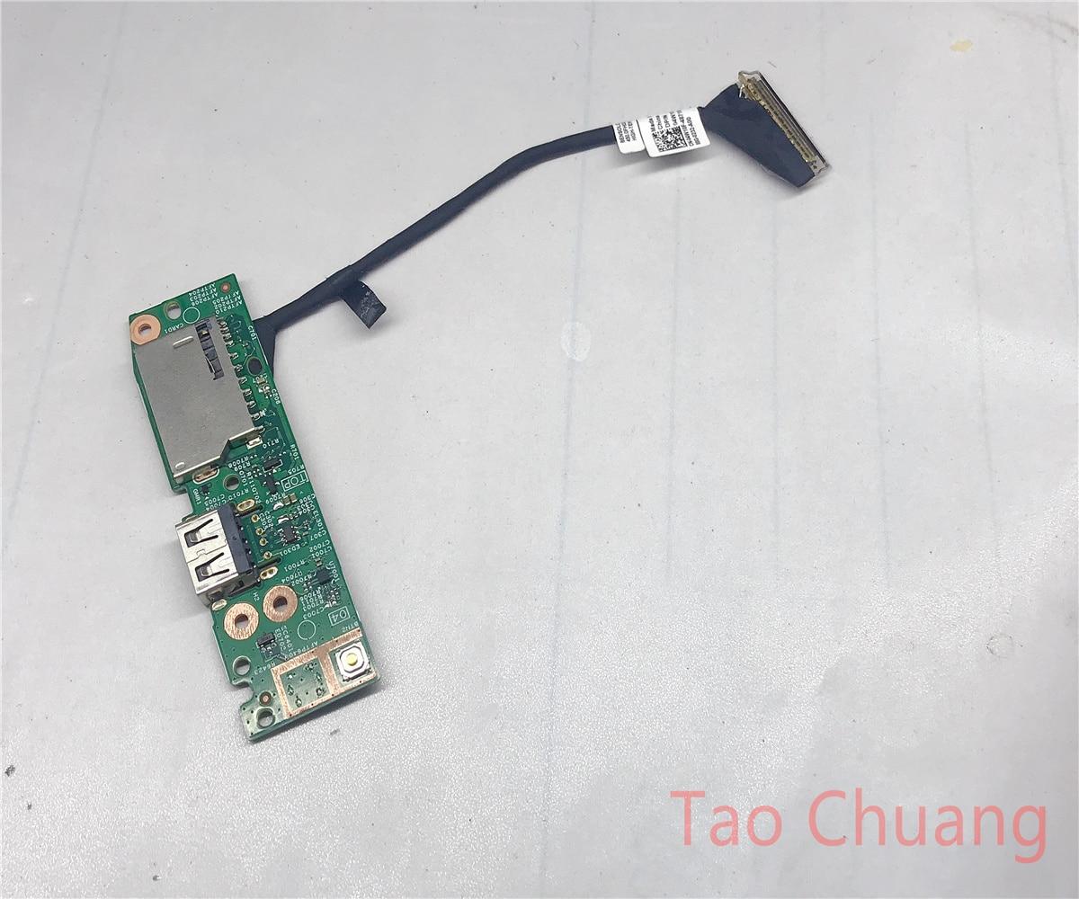 0NJP7H لديل لينغ يوي 5000 روبيك مكعب 15MF 5581 5582 USB مجلس قارئ بطاقات لوحة لوحة توزيع مع كابل 17B85-1