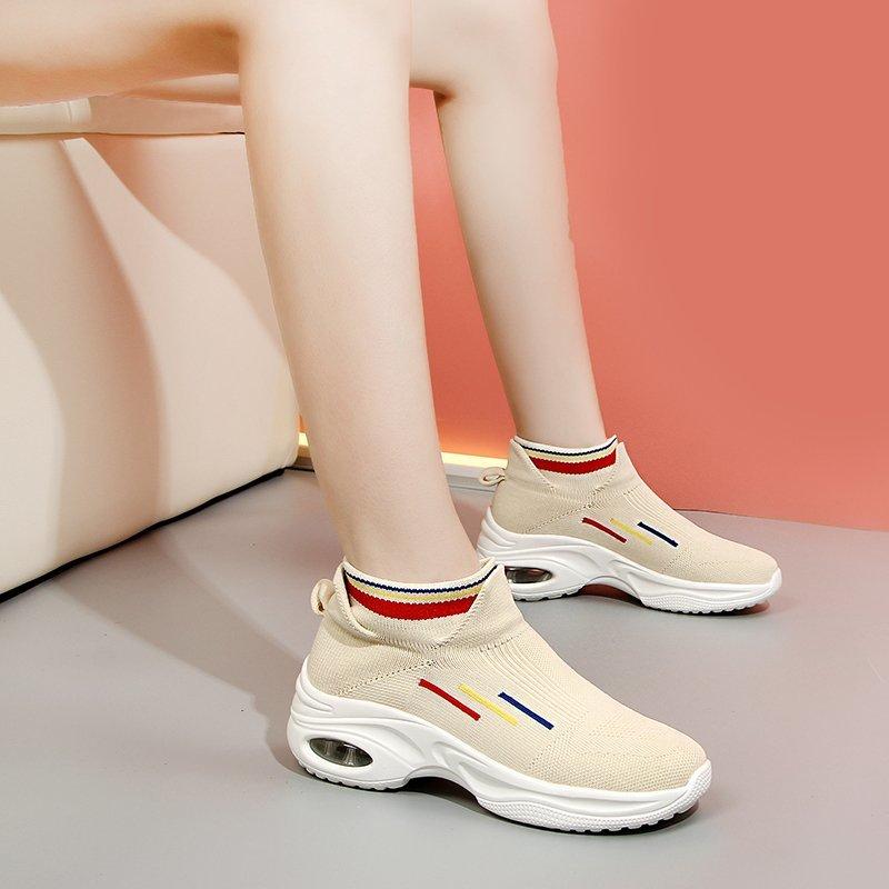 2021 Autumn Childrens Sneakers Girls Luxury Platform Casuales Shoes For Boys Ventilation School Chau
