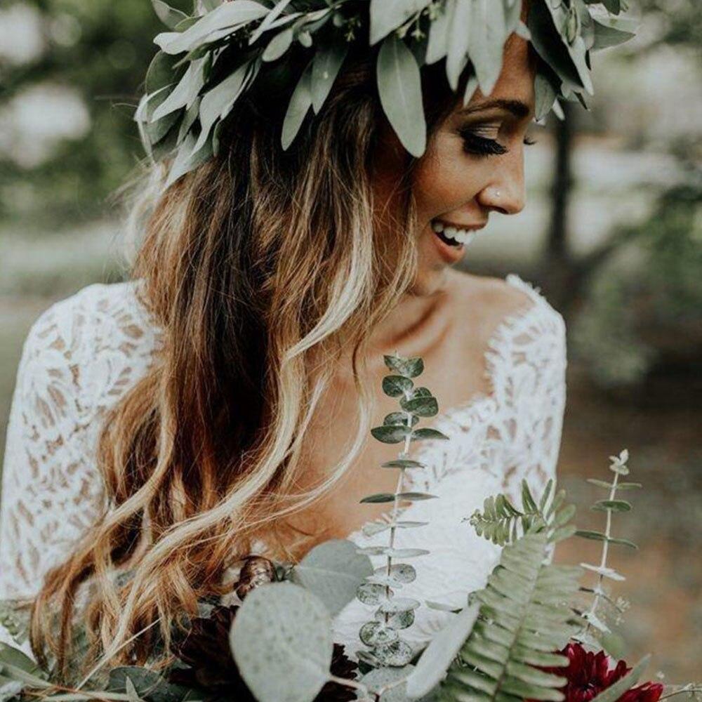 Фото - Свадебное платье, новинка 2021, ТРАПЕЦИЕВИДНОЕ кружевное свадебное платье принцессы с длинными рукавами 3/4, свадебное платье из двух частей платье 3 pommes 3 pommes po013egzrt57