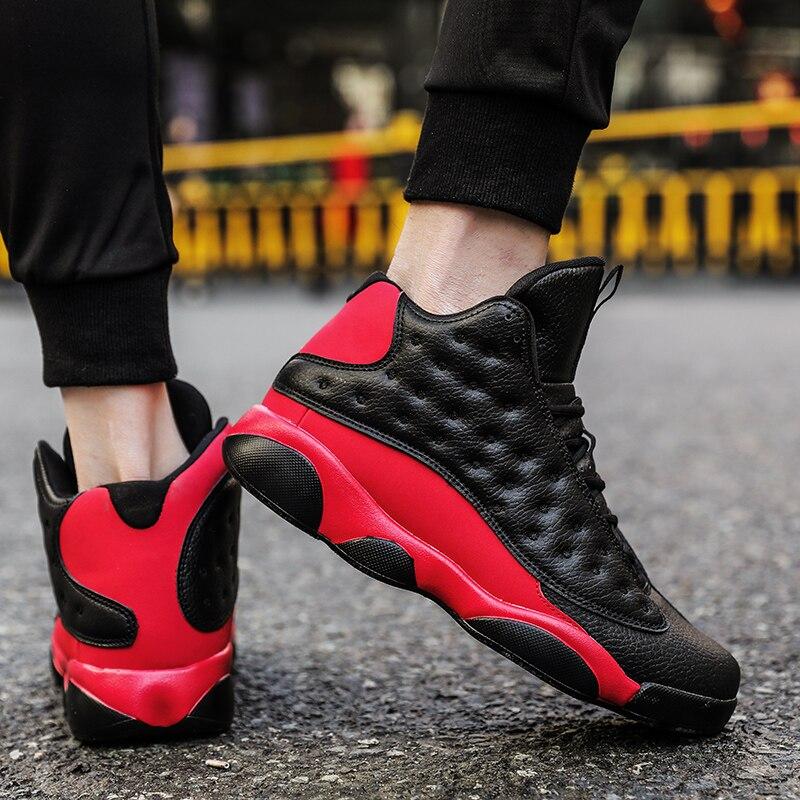 Zapatillas De baloncesto para Hombre, zapatos deportivos De talla grande 46, para exteriores, novedad