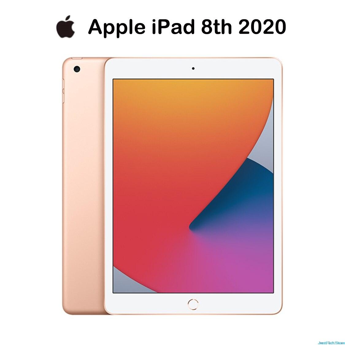 New 2020 Apple IPad 2020  IPad 8 Gold(10.2-inch, Wi-Fi, 128GB) - (8th Generation)