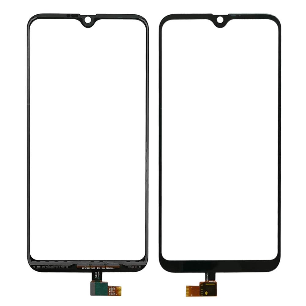 For Cubot R15 Touch Front Glass Touch Screen Digitizer Sensor Touchscreen Panel for cubot r15 pro Mo
