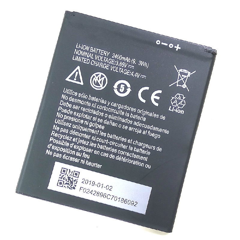 Westrock Li3824T44P4h716043 2400mAh batería para ZTE Blade A520 A603 BA603 A521 BA520 teléfono móvil