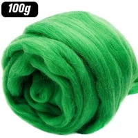 lmdz 3 53oz wool roving yarn fiber roving wool top wool felting supplies 100 pure wool chunky yarn spinning wool roving