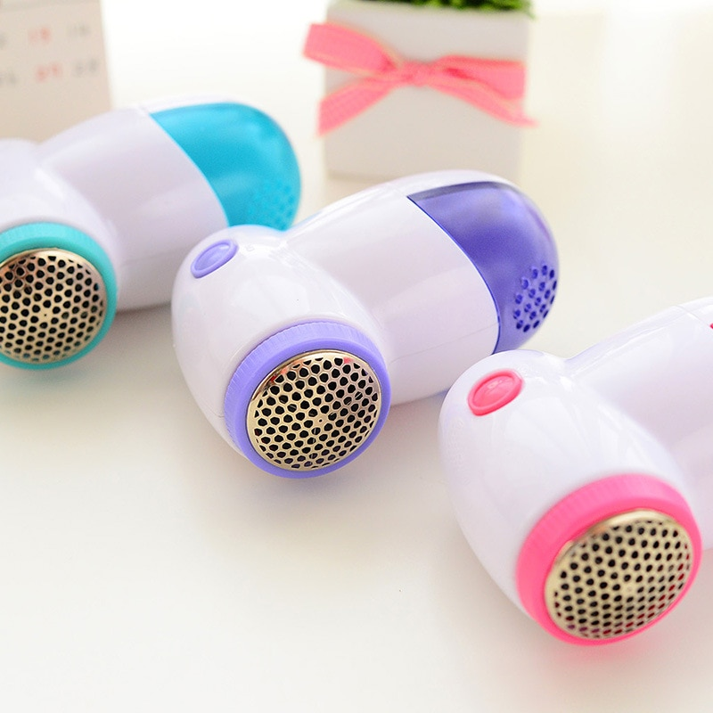 Electric Clothes Lint Remover Mini Fuzz Pills Shaver for Fabric Sweater Carpets Fluff Pellets Cut Machine Clothing Lint Shaver electric clothes lint removers pills fuzz pills shaver clothing fluff pellets cut machine for sweater carpets random color
