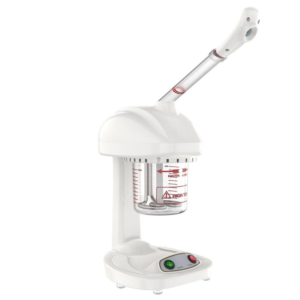 جهاز بخار الوجه الأيوني 110 فولت/220 فولت آلة رش سبا ساونا سبا باخرة الأوزون المرذاذ المهنية الأيونية آلة الرش