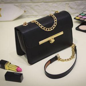 Women's Bag 2020 New Autumn and Winter Women's Bags Messenger Bag Women's Korean-Style Versatile Chain Bag Small Bag Lock