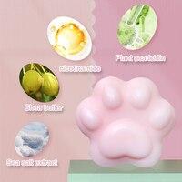 Мыло в форме лапки #2