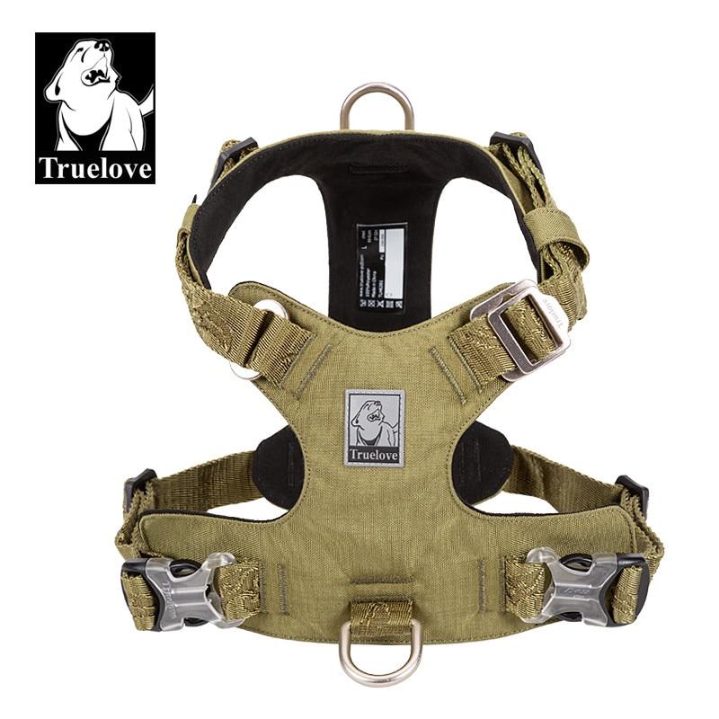 AliExpress - Truelove Dog Light Weight Harness Adjustable Outdoor Pet Medium Small Large Adjustable Outdoor Tactical Military Service