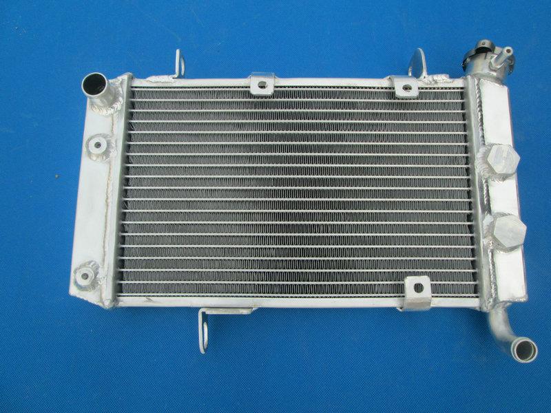 High Performance Aluminum Radiator For SUZUKI 2003-2008 LTZ400 KFX400 DVX400 2003 2004 2005 2006 2007 2008