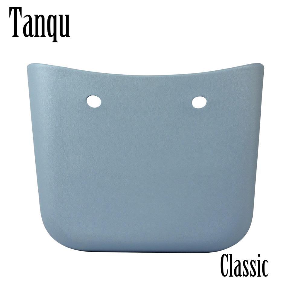 TANQU-حقيبة يد نسائية كلاسيكية مقاومة للماء من المطاط والسيليكون ، حقيبة يد كبيرة على طراز obag ، EVA ، عصرية ، DIY