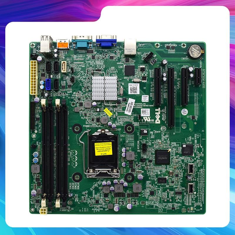 ل باور إيدج Dell T110 II الأصلي تستخدم اللوحة CN-015TH9 015TH9 15TH9 لوحة النظام LGA 1155 المقبس DDR3x4 فتحات