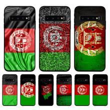 Afghanischen Afghanistan AF flagge Banner Telefon Fall Weichen Fall Für Samsung Galaxy S10 Plus S10E S20 UlTRA S7 S8 S9 plus S10lite S20 plus