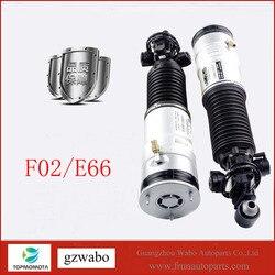 2 шт. запасные части для автомобилей Авто Воздушный амортизатор 37126796930 37126791676 используется для BM-W F01 F02 740 750 760