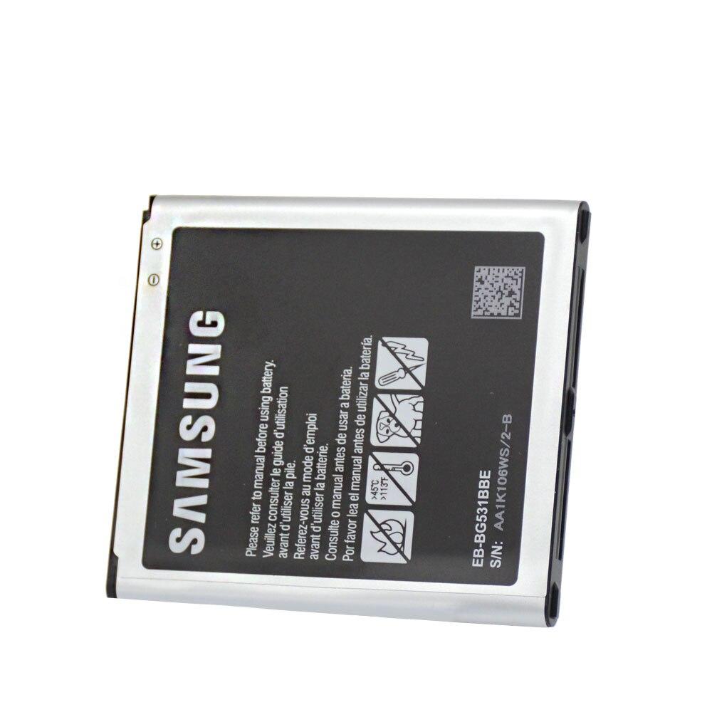 20pcs/lot EB-BG531BBE Battery for Samsung Galaxy Grand Prime J3 2016 /J2 prime G530 G532F /J5 2015 G531H/DS Original Bateria enlarge