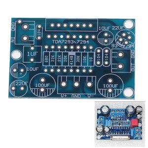 TDA7293/TDA7294 Mono Channel Amplifier Board Circuit PCB Bare Board Amplifier Board J11 19