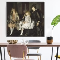 citon george bellows%e3%80%8aemma and her children1923%e3%80%8bcanvas art oil print painting artwork picture modern wall decor home decoration