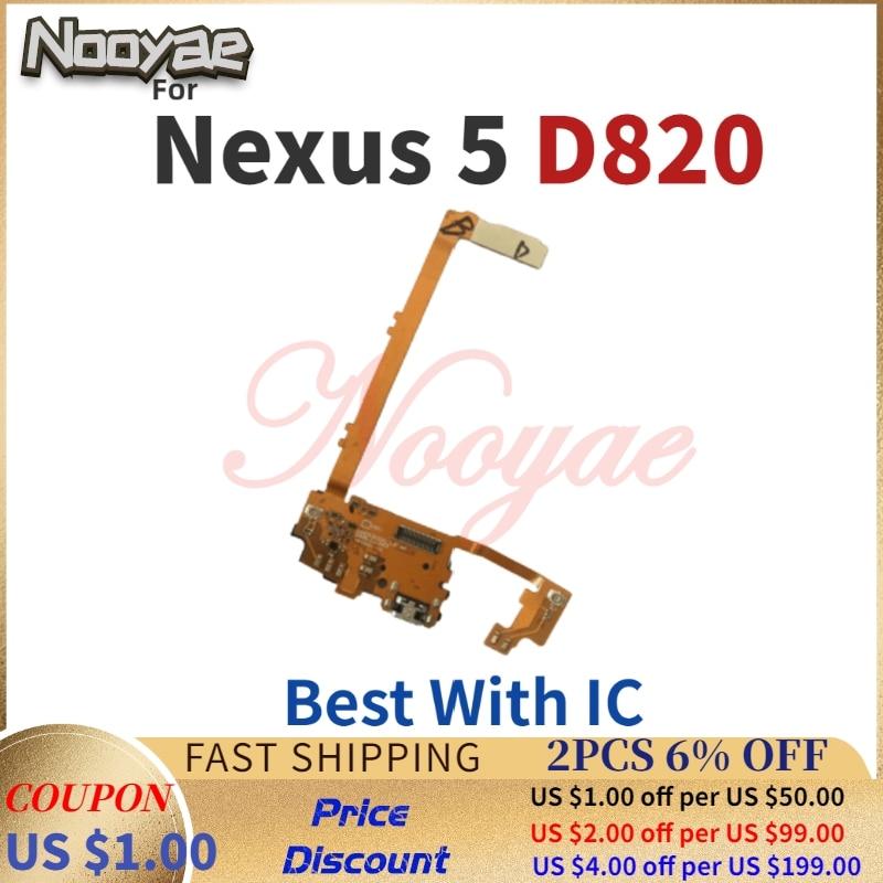 Para LG D820 Micro-puerto de carga conector para Nexus 5 D820 USB...