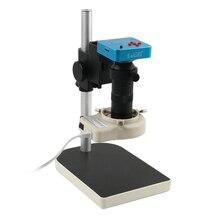 38MP 1080P HDMI USB 60FPS 2K TF enregistreur vidéo 100X caméra de Microscope vidéo réparation électronique pour le soudage de la carte PCB IC CPU de laboratoire