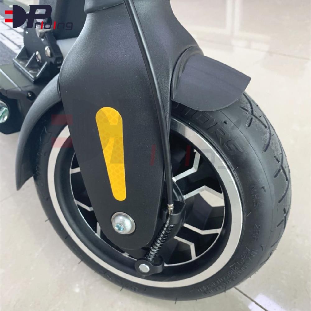 Front Aluminum Wheel For SPEEDWAY LEGER Update wheel Brake epassion